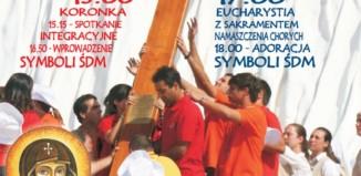 Peregrynacja symboli ŚDM_Kielce
