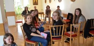 Wolontariusze SKC przy Gimnazjum Nr 3 w Otwocku
