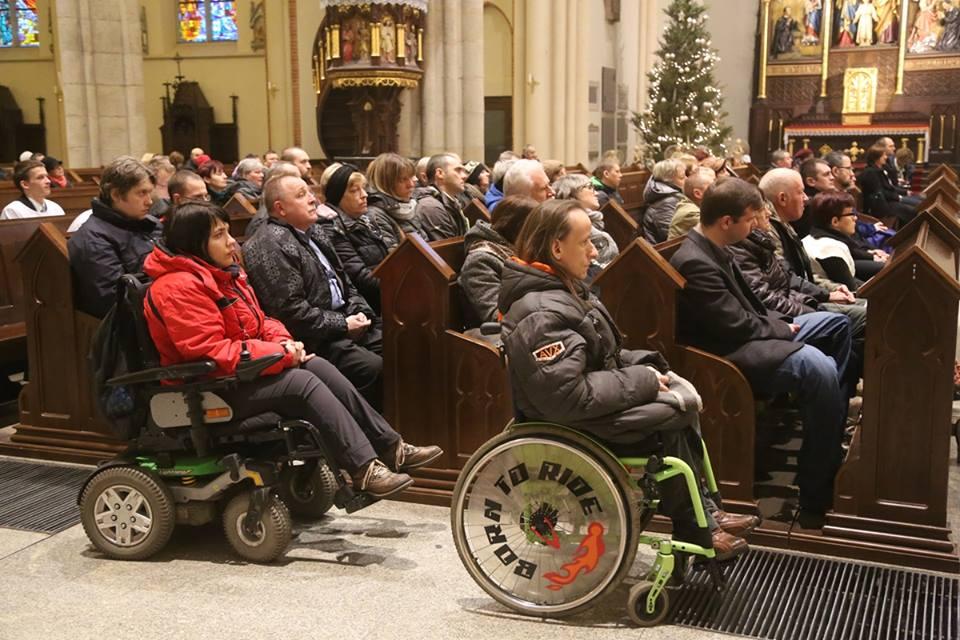 Rok Caritas w Łodzi - Eucharystia