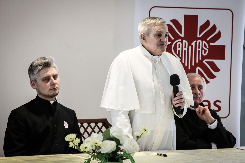 Gietrzwald. Spotkanie środowiska medycznego Caritas w Polsce