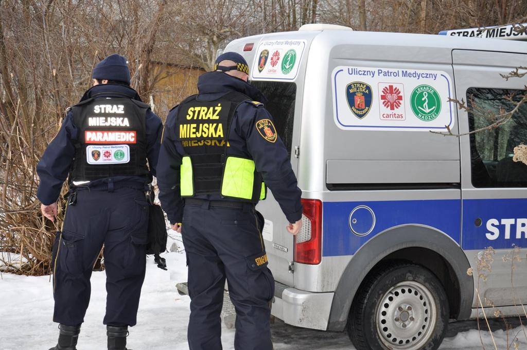 Uliczny Patrol Medyczny