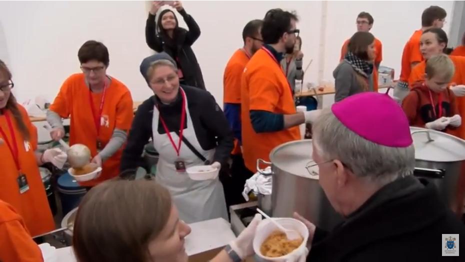 Krakowska Caritas Na Swiatowy Dzien Ubogich Caritas Polska